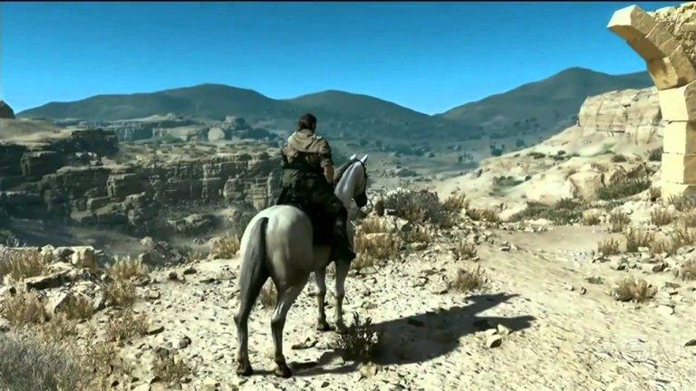 mgs v cheval